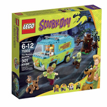 Lego Scooby Doo Mistery Machine