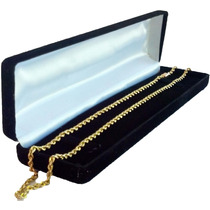 Cadena Torzal De Oro Macizo 14k. 56cm. Y 18grs. Solid Gold
