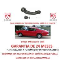 Brazo Ptiman P/caja Direccion Hidrauica Dodge Barracuda Rm4