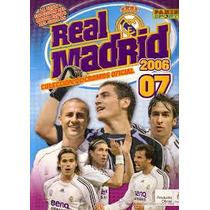 Álbum Del Real Madrid 2006-2007, 100% Lleno Edit. Panini