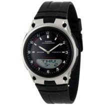 Reloj Casio Aw80-1av - Negro