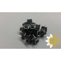 10 Piezas Switch Push Button