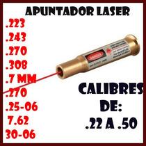 Alineador Colimador Ajustador Laser Para Mira Rifle Pistola