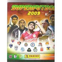 Álbum Futbol Mexicano 2009 Para Pegar Actualizado Panini