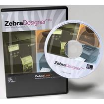 Software Impresion Codigo Barras Zebra Designer Con Database