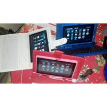 Tablets De Colores/doble Camara C Hdmi ( Flash Opcional)