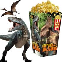 Kit Imprimible Caminando Con Dinosaurios Decoraciones Fiesta