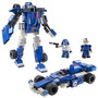 Transformers Armable Kreo Mirage Marca Hasbro Del 2013