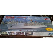Barco Crucero Oriana Escala 1/500 Marca Lodela Motorizado