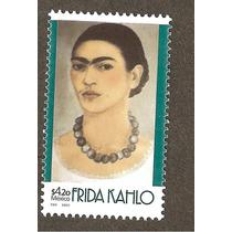 2001 Pintura De Frida Kahlo