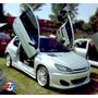 Estibos De Peugeot R206 2000-2006 (juego)