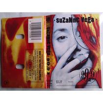 Suzanne Vega 99.9f Cassete Raro Mexicano1992 Rm4