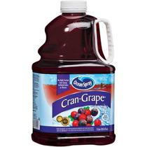 Ocean Spray Cran-jugo De Uva 3 Litros