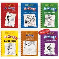 Saga El Diario De Greg 9 Libros