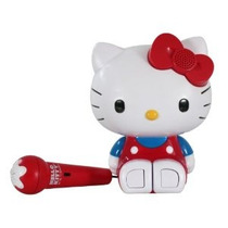 Hello Kitty Sing-a-long Karaoke - Rojo (21009)