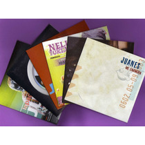 Juanes Pack De Doce Singles De Colección + Envio Gratis*