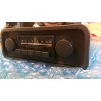 Radio Am De Volkswagen Sedán 70s Y 80s