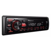 Car Audio Mvh85 Pioneer Rápida Conexión A Dispositivos Digit