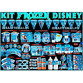 Kit Imprimible Frozen Disney Powerpoint 100% Editable