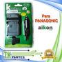 Cargador Cámara Para Panasonic-01 S005e/ Bce10/ Vbj10 Bch7e