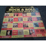 Disco Acetato De 15 Exitos Originales De Rock And Roll