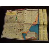 Mapa De Catania 2014 Sicilia Sicily Italia Souvenir