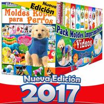 Ropa Canina Moldes Y Patrones Ropa Perrito Kit 2016 Regalos