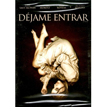 Dvd Dejame Entrar (let Me In) 2010 - Matt Reeves