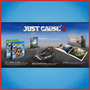 Just Cause 3 Collector + Just Cause 2 - Xbox One | Sellado!