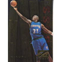 1997-98 Skybox Zforce Super Boss Kevin Garnett Twolves
