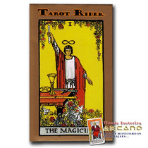 Tarot Rider - Plastificado Incluye 78 Cartas Y Manual