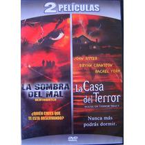 La Sombra Del Mal & La Casa Del Terror / Dvd Usado
