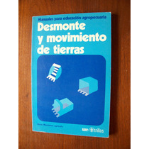 Desmonte Y Movimiento Detierras-manual Educ.agropecuaria-rm4