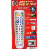 Control Remoto Universal U47 Blu Rays Dvd Recorders