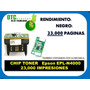 Chip Toner Epson Epl-n4000