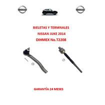 Bieletas Y Terminales Nissan Juke 2014