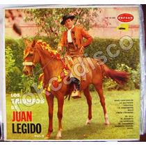 Españoles, Juan Legido, Vol. 2, Lp 12´, Rm4
