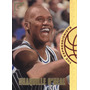 1995-96 Topps Gallery Expressionist Shaquille O'neal Magic