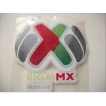 Parche Oficial Liga Bancomer Mx En 3d Lextra 2013-104