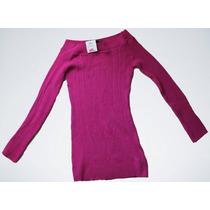 Hermoso Suéter Para Mujer Marca Bebe