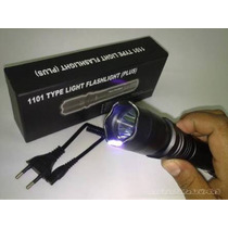 Lámpara Led Taser Descarga Eléctrica 1000000 1,000kv