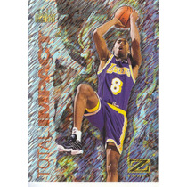 1997-98 Skybox Zforce Total Impact Kobe Bryant Lakers