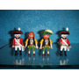 Lote 4figuras Playmobil He-man Star-wars Mask Thundercats Tm