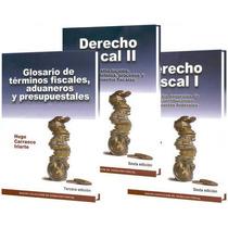 Glosarios Jurídicos Temáticos En Material Fiscal 3a Serie 4