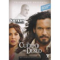 El Cuerpo Del Deseo Serie Completa De Tv Importada En Dvd