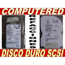Disco Duro Scsi Seagate St39103fc 9.1gb Varias Marcas Usados