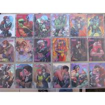 Women Of Marvel 2013 Series 2 Embrace Set 18 Tarjetas