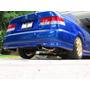 Lip Tracero Honda Civic 1996-2000 Estilo Type R 2 Puertas