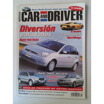Revista Mexico Car And Driver Lamborghini Murcielago