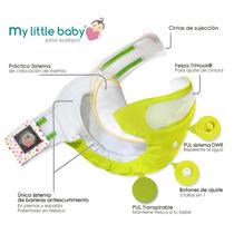 Pañales Ecologicos My Little Baby Unitalla De Tela
